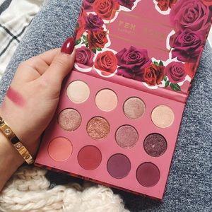 colourpop | 'she' fem rosa eyeshadow palette
